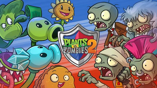 Plants vs Zombies 2 - Baixar grátis no seu ANDROID
