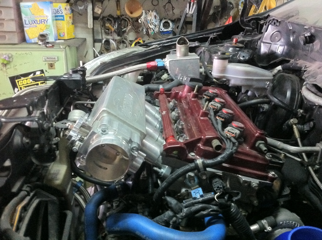 2011 | World's First 500 WHP 1NZ-FE - Toyota Vios Turbo