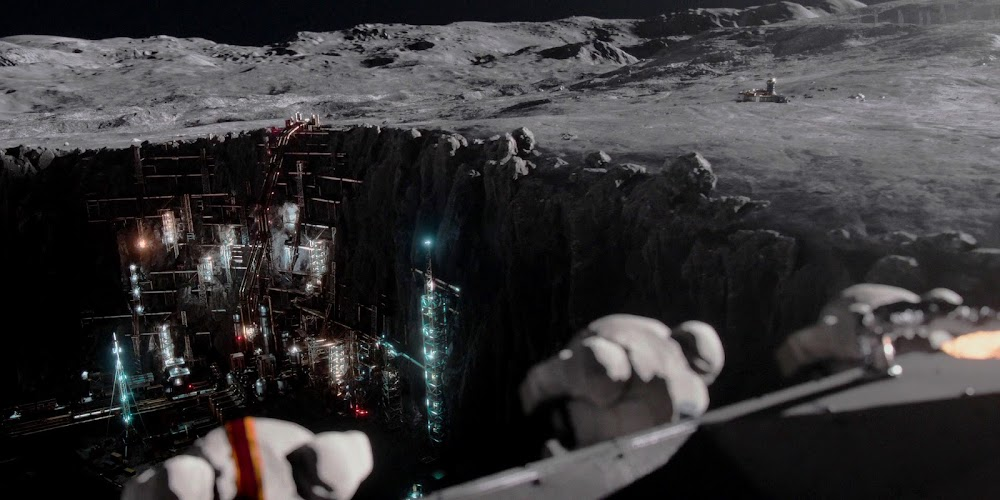 Jamestown US Moon base mining site in season 2 of 'For All Mankind'
