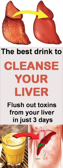 Homemade Liver Cleansing Drink