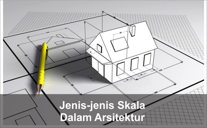 penjelasan skala dalam arsitektur