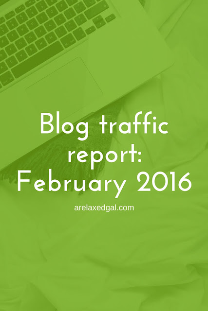 See my February 2016 traffic report for arelaxedgal.com.