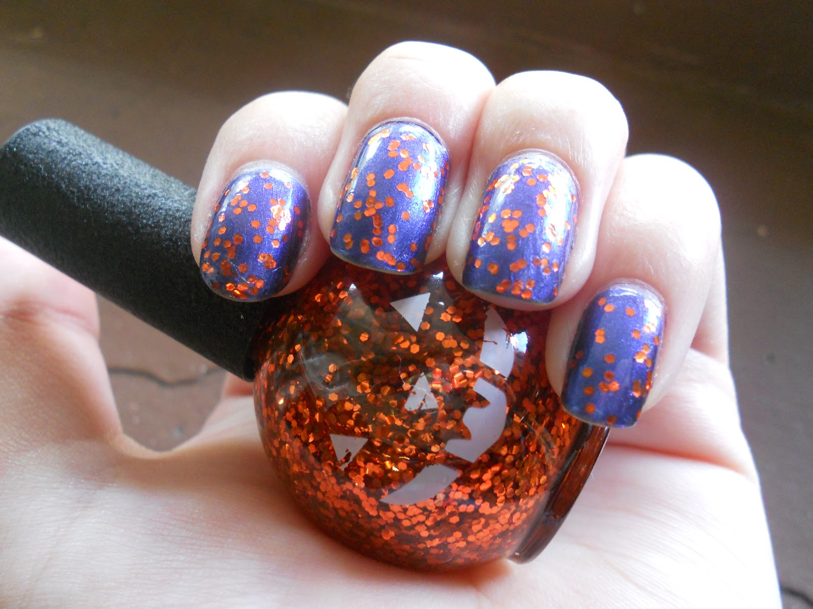 The Nail Polish Rehab Candidate: OPI- Into the Night and ...