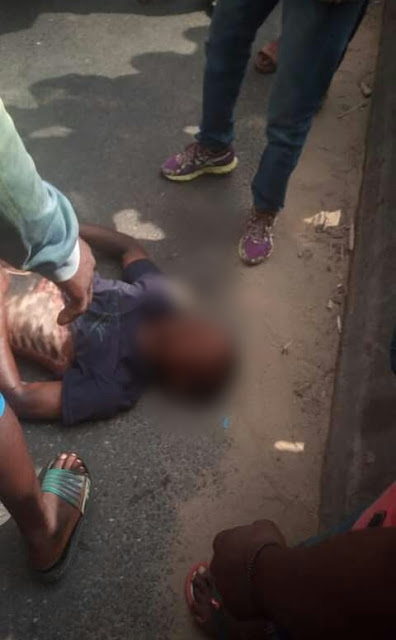 """Truck crushes man to death in Port Harcourt"""