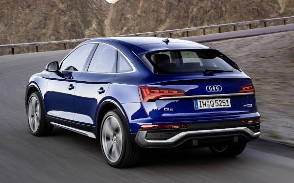Novo Audi Q5 Sportback 2021 Brasil - Preço
