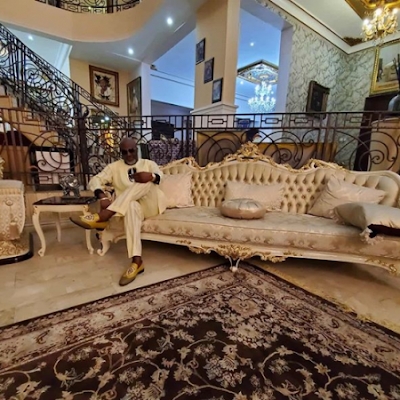 senatoe dino melaye mansion