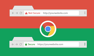 Not immediately switching to HTTPS, Google Chrome is ready to embarrass your site