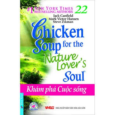 Sách nói online: Chicken Soup For The Soul 22 - Khám Phá Cuộc Sống - Jack Canfield