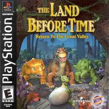 The Land Before Time - Return to the Great Valley - PS1 - ISOs Download