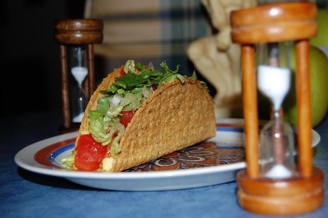 guacamole z tacos
