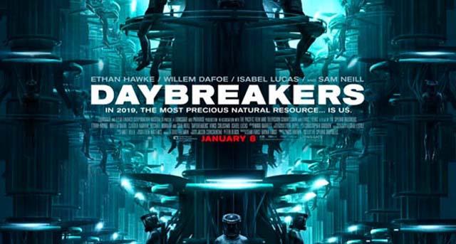 yang mengakibatkan manusia berubah jadi vampir Sinopsis Film : Daybreakers (2009) - manusia digantikan vampir