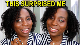 How I Avoid Extreme Shrinkage in Natural Hair Twistout on Day 1