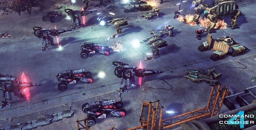 Command and Conquer 4 Tiberian Twilight PC Full Español