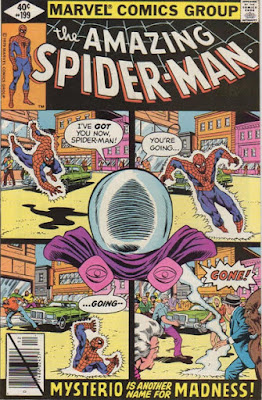 Amazing Spider-Man #199, Mysterio