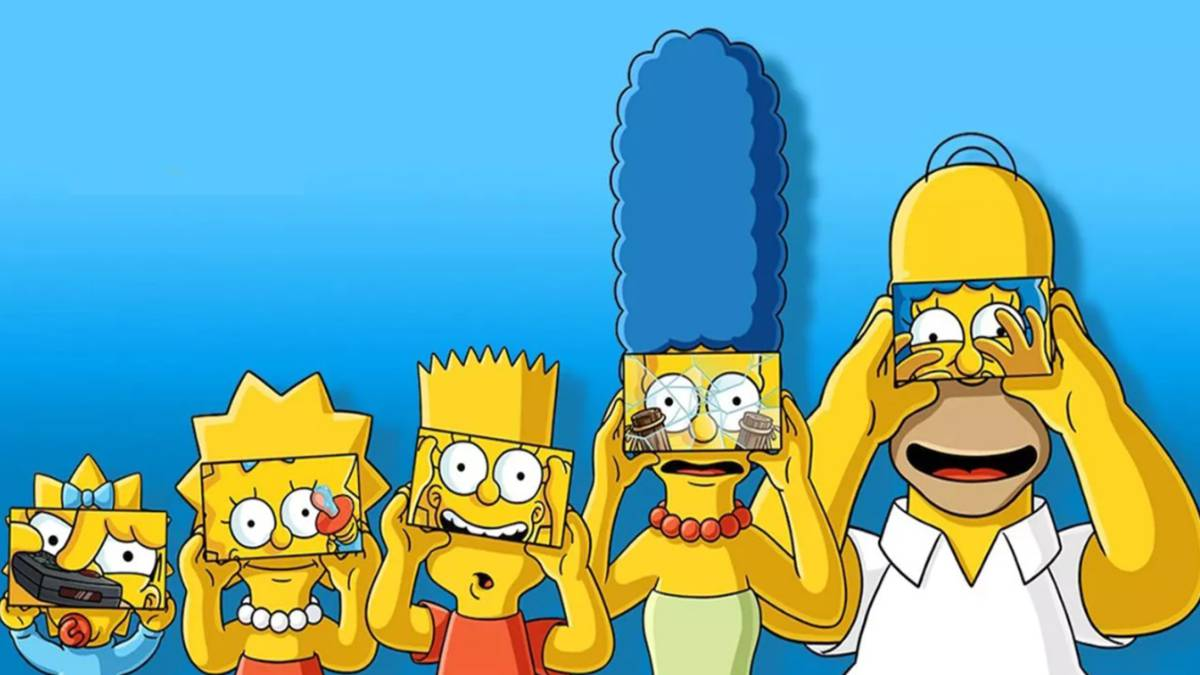Disney Revela La Fecha De Estreno De Los Simpsons Con Un