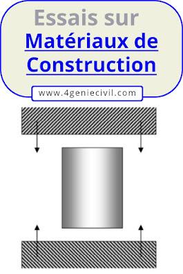 essais laboratoire analyse matériaux de construction