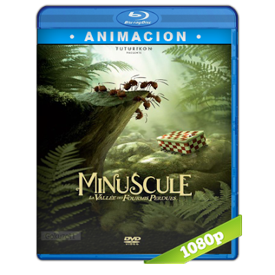 Minusculos (2013) BRRip Full 1080p Audio Sin Dialogos 5.1