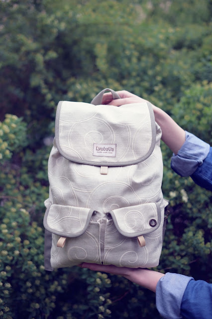 тканевый рюкзак купить