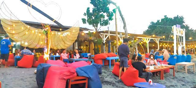 Raih penghargaan Wisata Tersehat, Tanjung Bias diserbu pengunjung