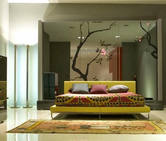 Foundation Dezin & Decor...: Creative Bedroom Idea's