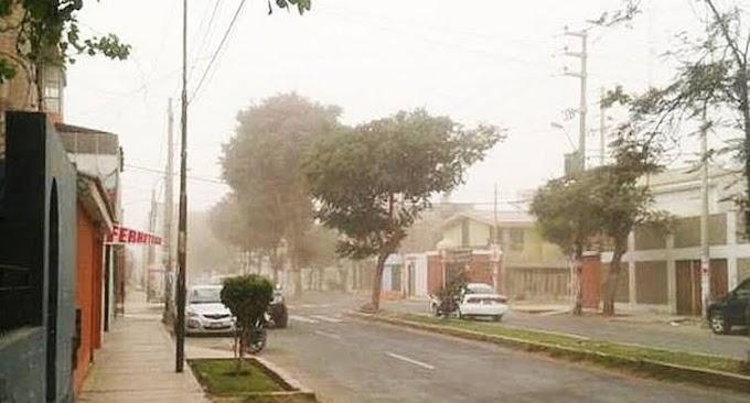 SENAMHI PRONOSTICA  UN INCREMENTO DE VIENTOS EN AREQUIPA, DESDE ESTE MARTES 14.