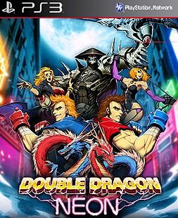 DOUBLE DRAGON NEON PS3 TORRENT