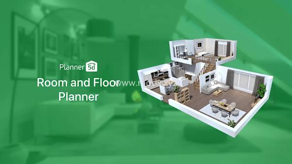 Planner 5D (Unlocked All Items)