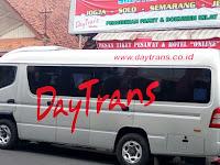 Jadwal Daytrans Shuttle Salatiga Jogja
