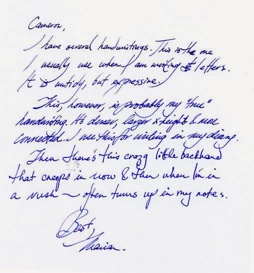 learn good handwriting