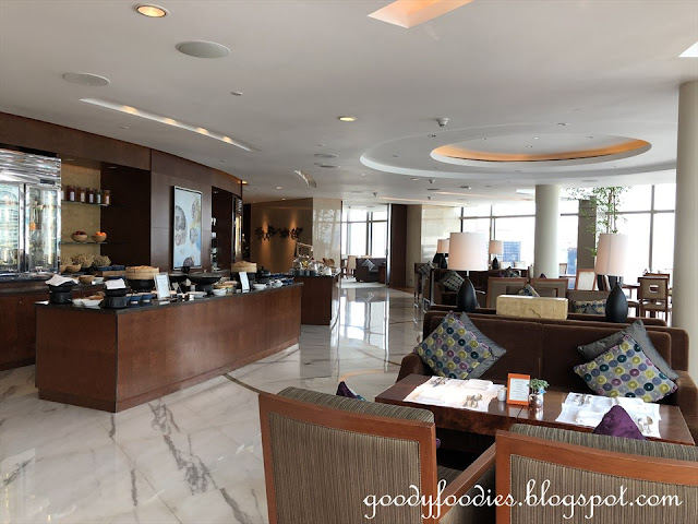 Grand Hyatt KL Grand Club Lounge