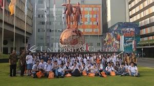 SMA Kalam Kudus Kunjungi Universitas Ciputra Surabaya