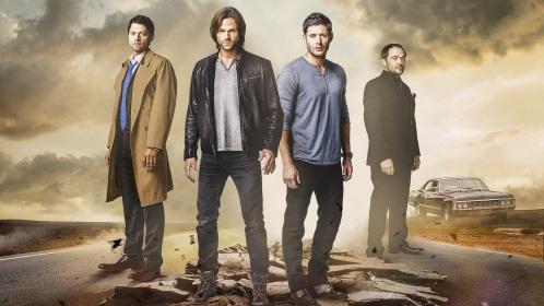 Supernatural 12ª Temporada