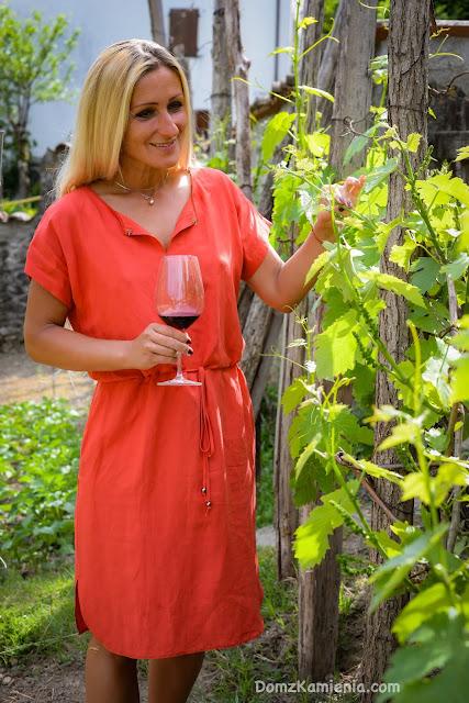 Dom z Kamienia Kasia sukienki www.madame.com.pl
