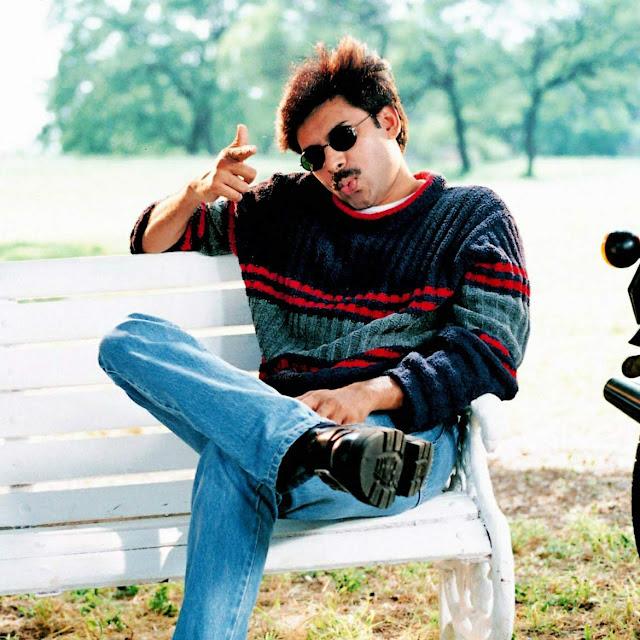 Pawan Kalyan Badri Movie HD Posters   Old Pics of Power Star