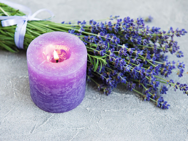 Organic Natural Candle