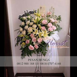 jual bunga jakarta, toko bunga online murah, toko bunga jakarta, jual bunga papan berduka cita, jual standing flowers duka cita,