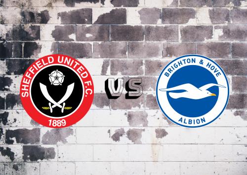 Sheffield United vs Brighton & Hove Albion  Resumen