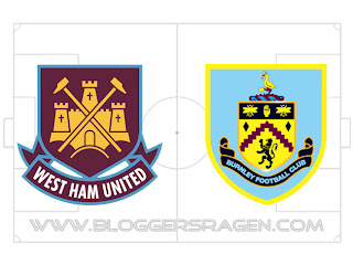 Prediksi Pertandingan Burnley vs West Ham United