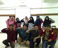 Kelas KTI 1 Sekolah Kepenulisan SSC