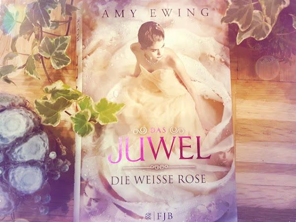 [REZENSION] Das Juwel 2 - Die weiße Rose von Amy Ewing