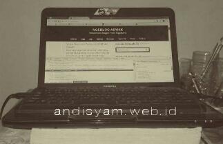 manfaat ngeblog punya blog pribadi di laptop