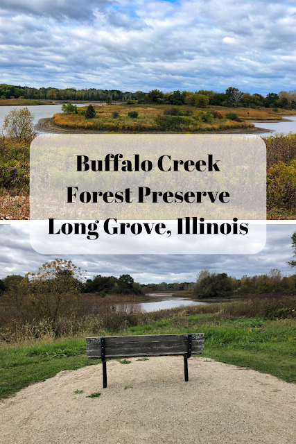 Buffalo Creek Forest Preserve in Long Grove, Illinois; Wandering the Trails as Preserve Improvement Continues