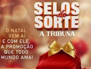 Promoção A Tribuna Natal 2019 Carro 0KM Selos da Sorte