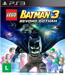 Lego Batman 3 Beyond Gotham PS3 Torrent