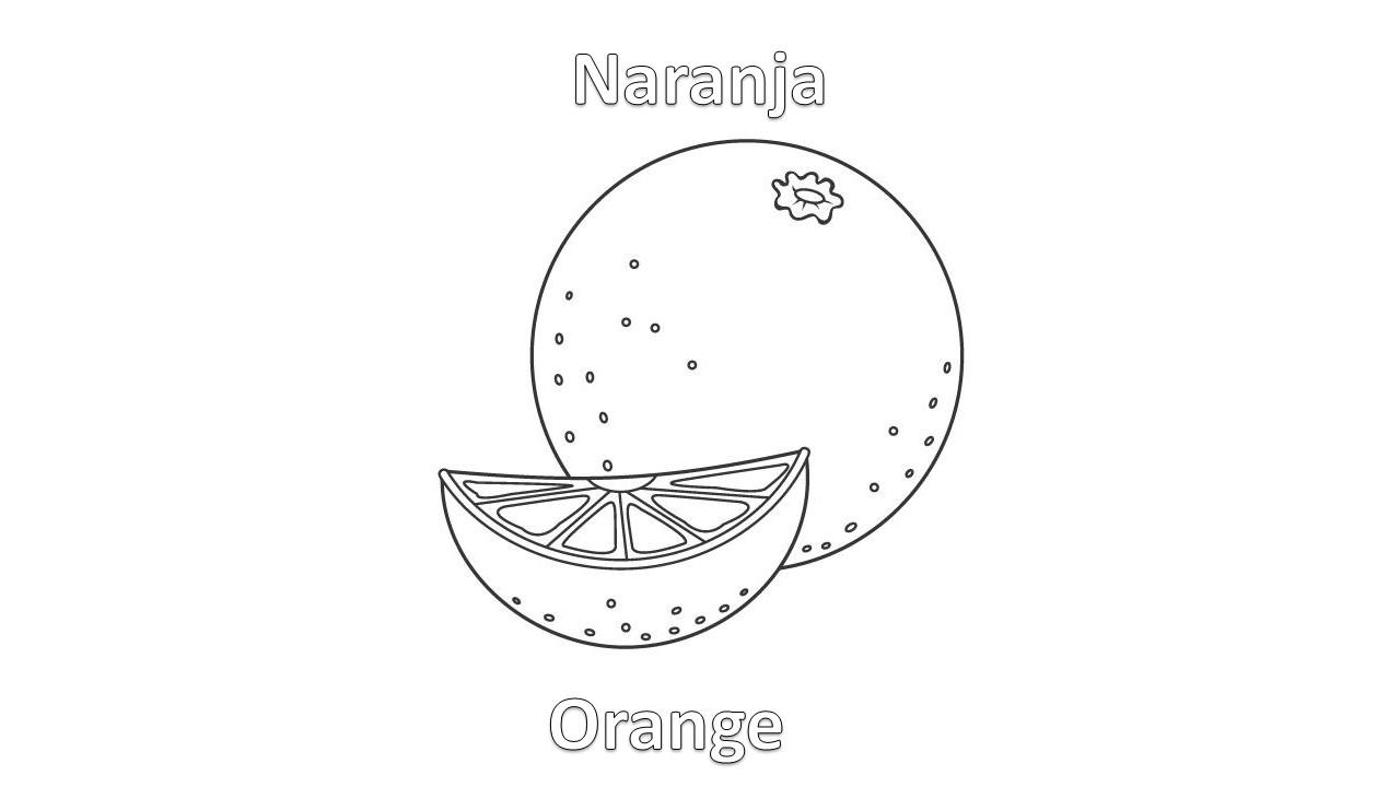 Imagenes Para Dibujar En Ingles Y Español