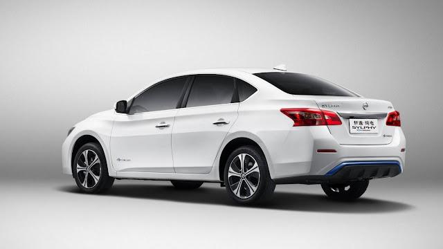 Nissan Sylphy Zero Emission
