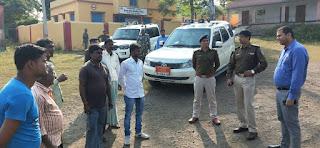 officers-inspaction-jamshedpur