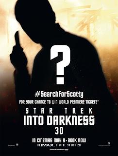 Star Trek Into Darkness Search For Scotty