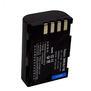 PANASONIC DMW-BLF19E DMW-BLF19 batterij