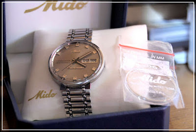 gambar harga jam tangan Mido